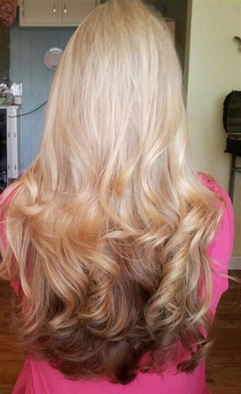 Reverse Ombre Curls Short Hairstyle 2013   2013 reverse ombre hair reverse ombre curls hairstyles how to