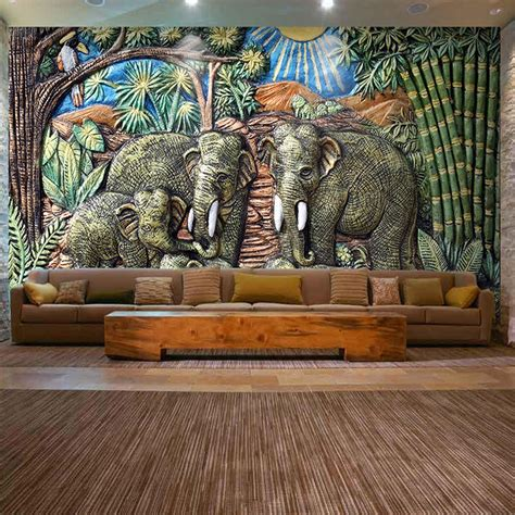 3d wallpaper online shopping india aliexpress com buy custom 3d mural 3d large mural