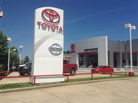 Northshore Toyota Northshore Toyota 10 Reviews Car Dealers 68500 Hwy