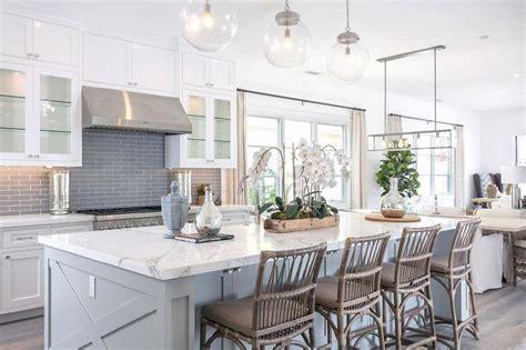 kitchen counter and glass backsplash white kitchen with gray glass backsplash cottage kitchen