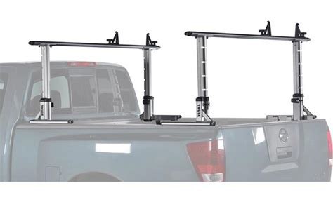 Thule 422xt Xsporter Truck Rack by Thule 422xt Xsporter Rack System Height Adjustable Load Bars For Sized Trucks At