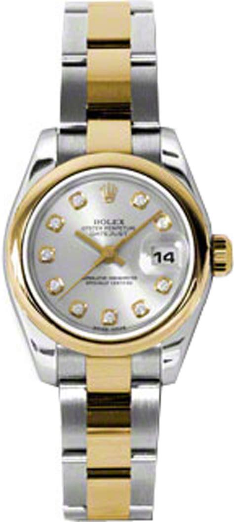 179163 rolex datejust 26mm silver