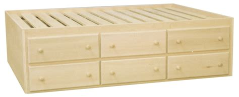 Bed Drawers by Captain S Bed Drawers Beds
