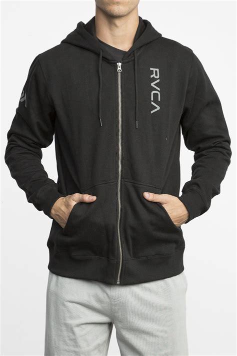 Hoodie Zipper Blackbeard Logo One Fightmerch rvca sport zip fleece hoodie