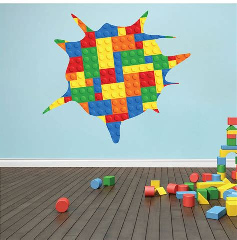lego wall stickers for rooms stickers for walls for rooms peenmedia