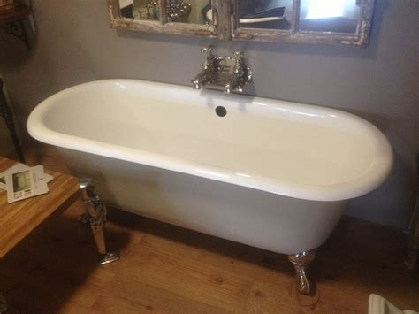 1920s bathtub new stock french 1920s double ended rolltop bathtub