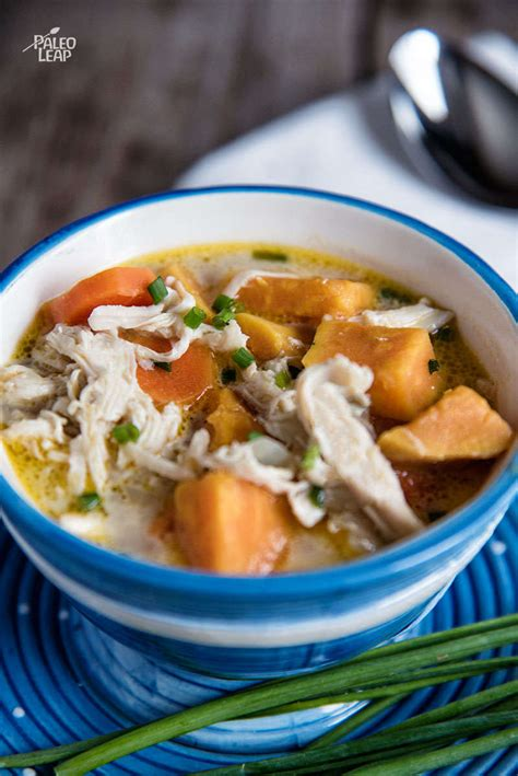 vegetables easy on the stomach chicken and vegetable soup paleo leap