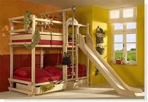 Kid Bunk Bed With Slide Impressive Bunk Beds For With Superb Attractiveness Of Slide Trendy Mods