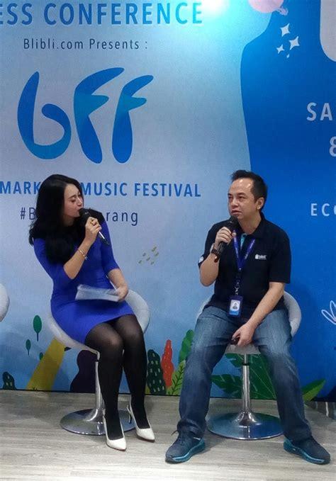 blibli sponsorship pencinta budaya indonesia wajib datang ke bff 2017 dunia