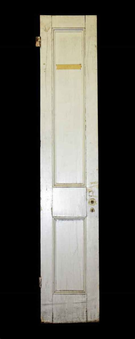 Narrow Doors Interior Two Panel Narrow Closet Door Olde Things