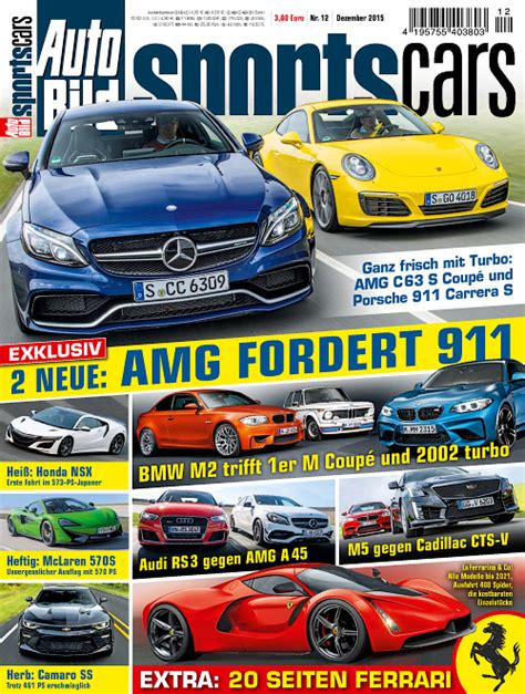 Auto Bild Sportscars Januar 01 by Auto Bild Sportscars Dezember 2015 187 Pdf Magazines Archive