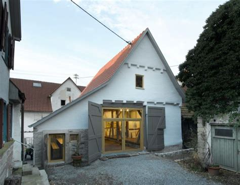 scheune restaurieren a 17th century barn renovation by coast office architecture