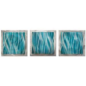 Turquoise Wall Decor by Turquoise Essence Modern Digs Furniture