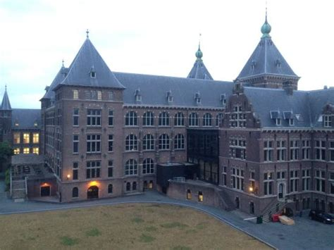 museum amsterdam hotel view from my room the torpen museum picture of