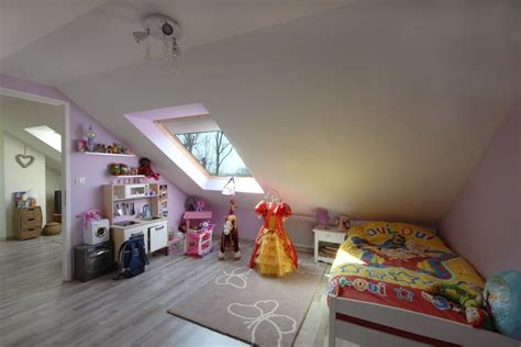 chambre combles chambre d enfant sous comble combles d en