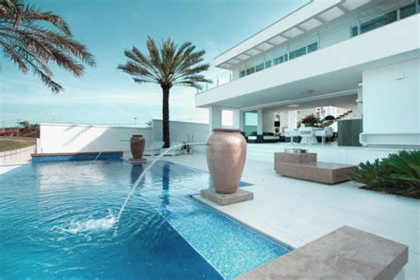 beautiful swimming pool design ideas with water