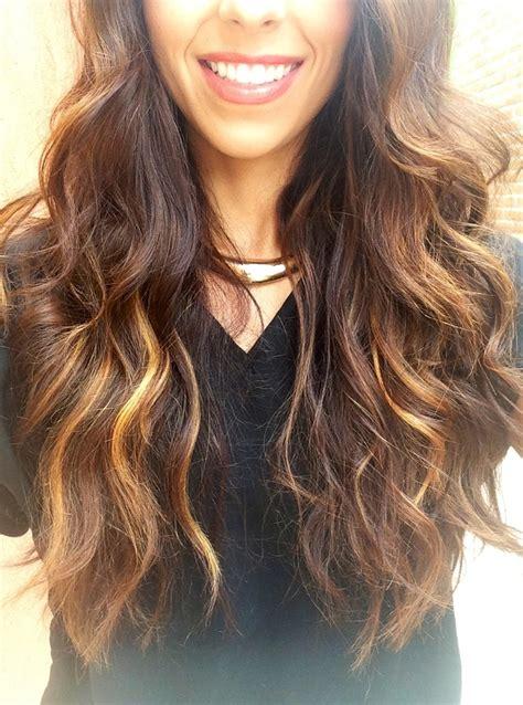 summer hair highlights summer color balayage highlights brunette beauty