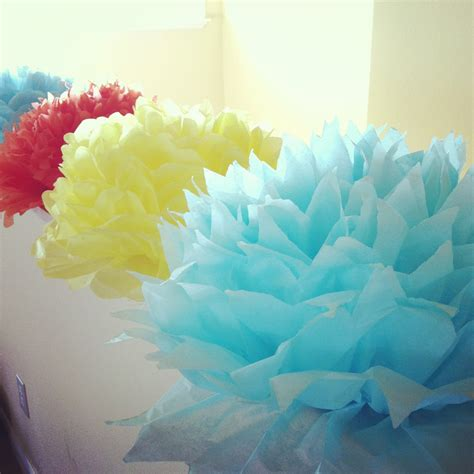 Handmade Flowers With Tissue Paper - turtle s 1st birthday our birch bay family vacation