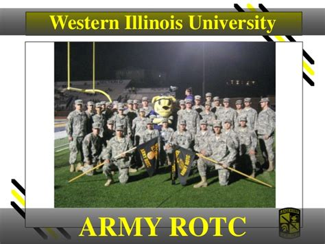 Western Illinois Mba Admission by What You Should About Wiu S Army Rotc Program