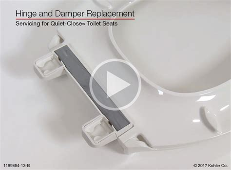 kohler toilet seat hinge parts hinge and der replacement for