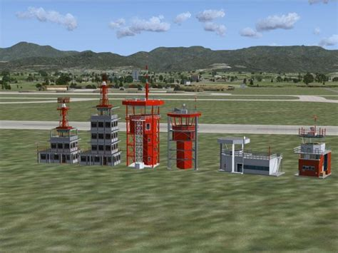airport design editor object library the owl s nest objects libraries for fs9 and fsx