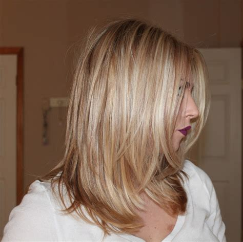 blonde hair with caramel lowlights sam schuerman my new hair pictures what we used