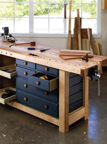 my craftsman work bench craftsman workbench with drawers