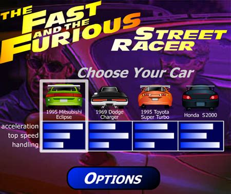 fast and furious online game holey moley nothing but games the fast and the furious