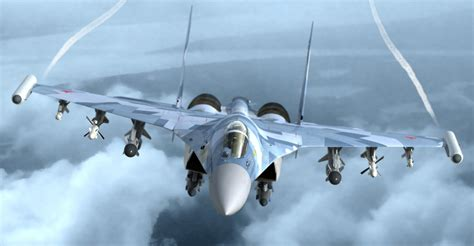 War On Terror Pesawat 3pcs Su 35 For Pakistan Air On The Way