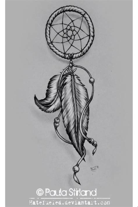 dreamcatcher tattoo small i simply adore catchers every single one can be