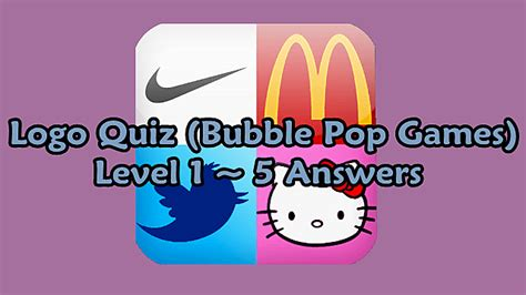 logo quiz bubble quiz games answers level   level