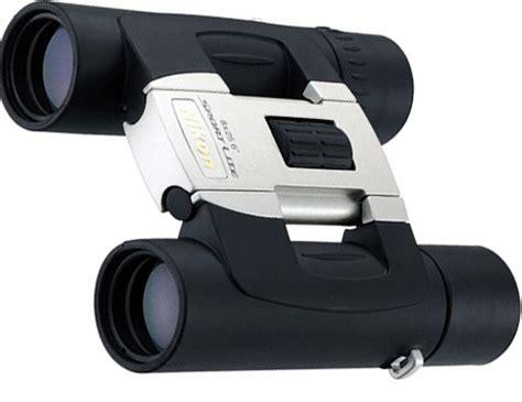 nikon travel light binoculars nikon sport lite 8x25 dcf roof prism binoculars silver