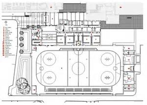 skating rink floor plans killarney ice rink lobby acton ostry architects archdaily