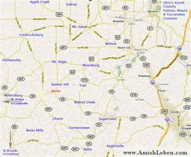 Amish Country Ohio Map amish country related keywords amp suggestions amish