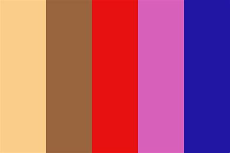 glorious color my glorious color palette
