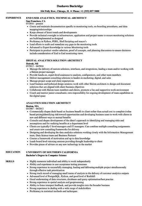Microstrategy Architect Cover Letter by Microstrategy Architect Sle Resume Activity Assistant
