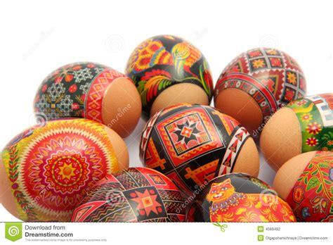 decorative easter eggs decorative easter eggs stock photography image 4589482