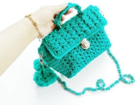 Tas Rajut Mini 20 model tas rajut cantik untuk berbagai kesempatan