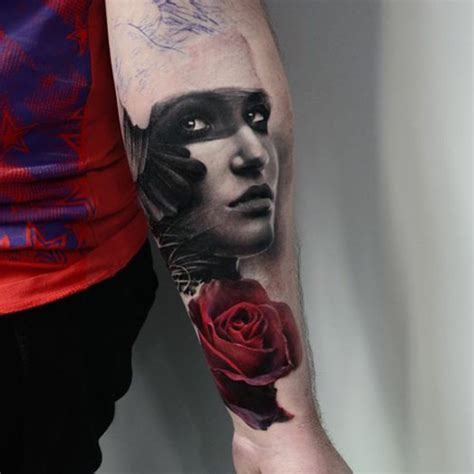 photo realistic rose tattoo realism tattoos designs ideas and meaning tattoos for you