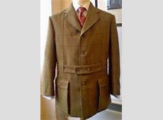 Mens Overcoats - Norfolk Jacket Men's Ties