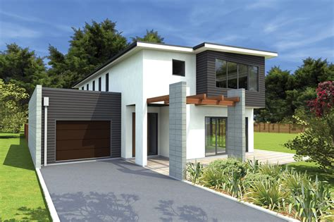 new style home plans new home designs new modern homes designs new zealand