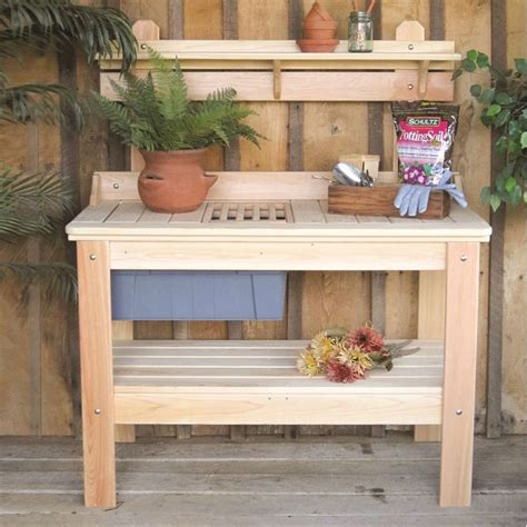 garden potting bench 25 best potting bench plans ideas on pinterest