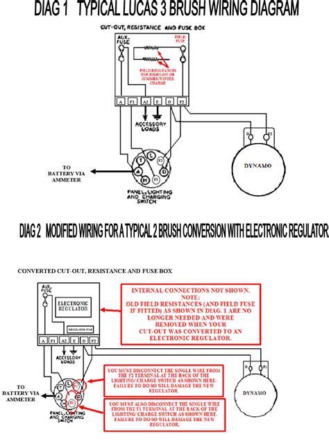 lucas generator wiring diagram contemporary