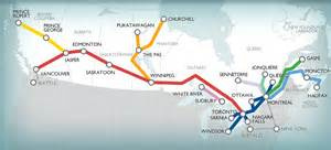 trans canada railway map trans canada rail i 191 qu 233 es y qu 233 recorridos hace