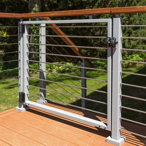 cable railing systems cable railing cost per foot 8 wire cable end cable railing kit