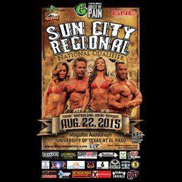 sun city regional national qualifier august