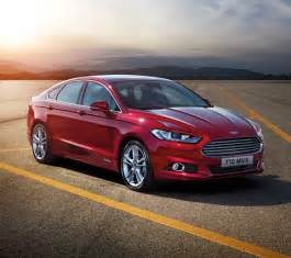 Ford Mondeo Ford Mondeo Gallery Ford Uk