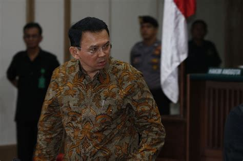 ahok short biography investor friendly jakarta chief faces ouster over islam