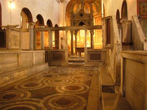 santa maria  cosmedin rome architecture  architect
