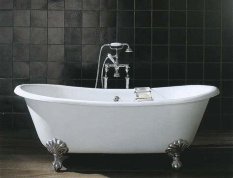 Easy cleaning free standing tub the homy design